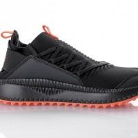 Afbeelding van Puma TSUGI Jun ANR 367701 Sneakers puma black-scarlet ibis