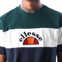 Afbeelding van Ellesse GUBBIO SHY04388 T Shirt DRESS BLUES / PONDEROSA PINE / OPTIC WHITE