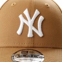 Afbeelding van New Era League Essential 9Forty New York Yankees 11794679 Dad Cap Wheat/Optic White Mlb