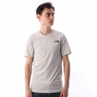 The North Face T92TX5-CEJ T-shirt Simple dome Bruin