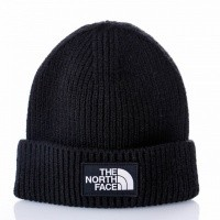 Afbeelding van The North Face TNF LOGO BOX CUFF BE T93FJXJK3 Muts TNF BLACK
