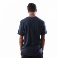 Afbeelding van Diadora t-shirt ss spectra 502173627 T-Shirt blue denim/optical wht/tomato