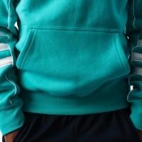 Afbeelding van Adidas AUTH HODDY DH3853 hoodie HI-RES AQUA