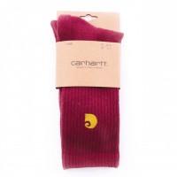 Carhartt WIP Chase Socks I026527 Sokken Loden / Gold