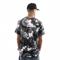 Afbeelding van The North Face M S/S Simple Dome Te T92TX59VE T shirt Tnf Black Psychedlic Prnt