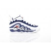 Afbeelding van Fila 1VB90149-125 Sneakers Bubbles mid Wit