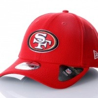 Afbeelding van New Era Nfl The League San Francisco 49Ers 10517869 Dad Cap Official Team Colour Nfl