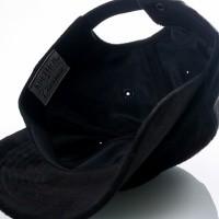 Afbeelding van Ethos Ethos Suede KBE-SUE black KBE-SUE dad cap black