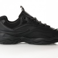 Afbeelding van Fila ray low 1010561 Sneakers black/black