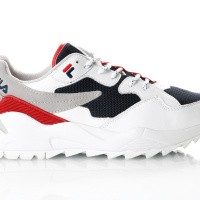 Fila Vault Cmr Jogger Cb Low 1010588 Sneakers White/Fila Navy / Fila Red