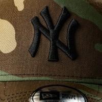 Afbeelding van NE80536758 CAMO TEAM TRUCKER NEW YORK YANKEES WDC