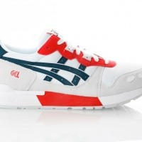 Asics GEL-LYTE 1193A102 Sneakers WHITE/DARK OCEAN