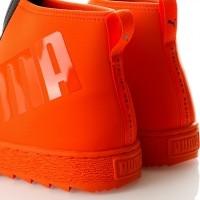 Afbeelding van Puma Basket Boot ANR 366535 Sneakers scarlet ibis