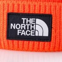Afbeelding van The North Face TNF LOGO BOX CUFF BE T93FJXV0W Muts PERSIAN ORANGE