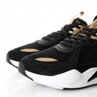 Afbeelding van Puma RS-X Trophy 36945101 Sneakers Puma Black-Puma Team Gold