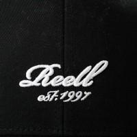 Afbeelding van Reell Curved Trucker Cap 1402-036 Trucker Cap Black