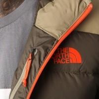 Afbeelding van The North Face M LA PAZ HOODED JKT T0CYG95XE jas NEWTAUPEGRN/TUMBLEWEEDGRN