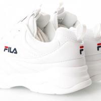 Afbeelding van Fila Ray Low wmn 1010562 Sneakers white