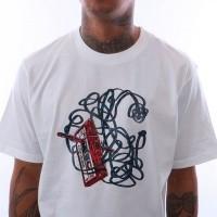 Afbeelding van Carhartt WIP S/S C Tape T-Shirt I026429 T shirt White