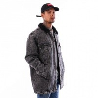 Afbeelding van Levi`s LONG SHERPA TRUCKER 57694-0002 Jacket Wild Cat Trucker