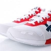 Afbeelding van Asics GEL-LYTE 1193A102 Sneakers WHITE/DARK OCEAN