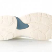 Afbeelding van Puma Thunder Nature 370703 Sneakers Pale Khaki-Cloud Cream-Bluestone