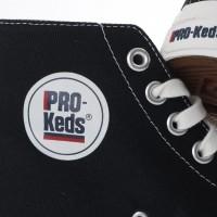 Afbeelding van PRO-Keds PK54476 Sneakers Royal hi core canvas Zwart