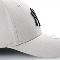 Afbeelding van New Era 11597618 Dad cap League essential 940 NY Yankees Grijs