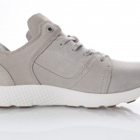 Afbeelding van Timberland CA1OC4 Sneakers Flyroam leather oxford Pure cashmere/dt suede