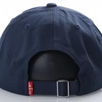 Afbeelding van Levi's 228054-17 Dad cap Batwing Blauw