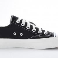 Afbeelding van PRO-Keds PK54468 Sneakers Royal lo core canvas Black