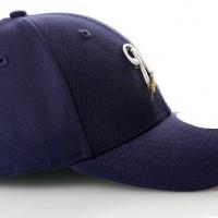 Afbeelding van New Era Mlb The League Milwaukee Brewers 10047533 Dadcap Official Team Colour Mlb