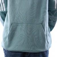 Afbeelding van Adidas OUTLINE HOODIE DX3848 Hooded vapour steel