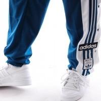Afbeelding van Adidas SNAP PANTS DV1592 Trainingsbroek legend marine