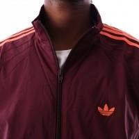 Afbeelding van Adidas FLAMESTRK WV TT DU8132 Trainingsjas maroon