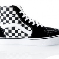 Afbeelding van Vans UA Sk8-Hi Lite VA2Z5Y5GX Sneakers (Checkerboard) black/white