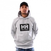 Helly Hansen HH URBAN HOODIE 29660 Hooded GREY MELANGE