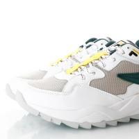 Afbeelding van Fila vault cmr jogger cb low 1010588 Sneakers gray violet / empire yellow