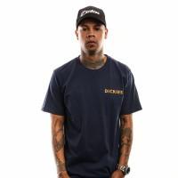 Afbeelding van Dickies Delanson 06 210642 T Shirt Navy Blue