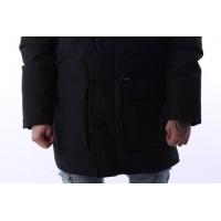 Afbeelding van Carhartt WIP I023078-8900 Jacket winter Yukon parka Zwart