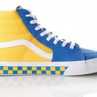 Afbeelding van Vans UA SK8-Hi VN0A38GES3F1 Sneakers (HERITAGE CBRD)VB/LC/TRWH