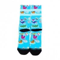 Afbeelding van Stance FLOAT M556C18FLT sokken BLUE