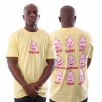 Chinatown Market Liver Ideas Tee CTMF18-LITS T shirt Citrus