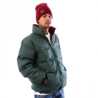 Afbeelding van Helly Hansen HH URBAN REVERSIBLE JACKET 29656 Jas JUNGLE GREEN
