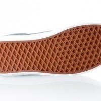 Afbeelding van Vans UA SK8-Hi Reissue VA2XSBU5J Sneakers (Pig Suede) darkest spruce/true white