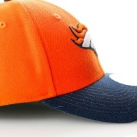 Afbeelding van New Era Nfl The League Denver Broncos 10517886 Dad Cap Official Team Colour Nfl
