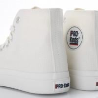 Afbeelding van PRO-Keds PK54477 Sneakers Royal hi core canvas Wit