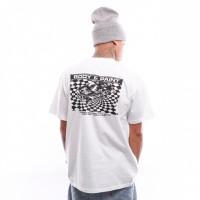 Afbeelding van Carhartt Wip S/S Body &Amp; Paint T-Shirt I026424 T Shirt White / Black