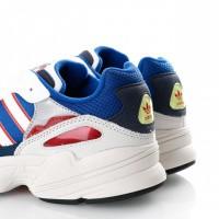 Afbeelding van Adidas Yung-96 Db3564 Sneakers Collegiate Royal/Ftwr White/Collegiate Navy