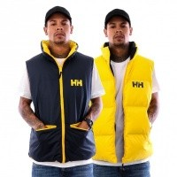 Afbeelding van Helly Hansen HH URBAN REVERCIBLE VEST 29657 Bodywarmer YOUNG YELLOW